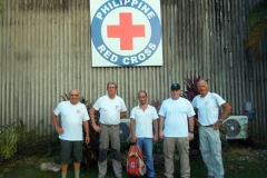 Electrification Croix Rouge de Cebu