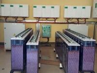 Électrification rurale hôpital au Burkina Faso.