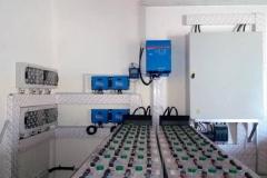 Électrification Locaux de l'ONU Bénin