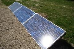 Photovoltaïque sur Console Renusol