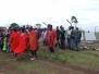 Pompage d'eau au Kenya