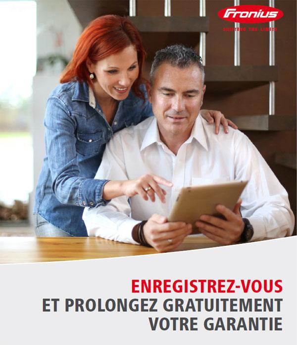 Extension de Garantie Fronius