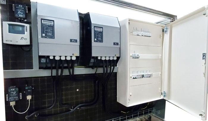 Électrification Hybride