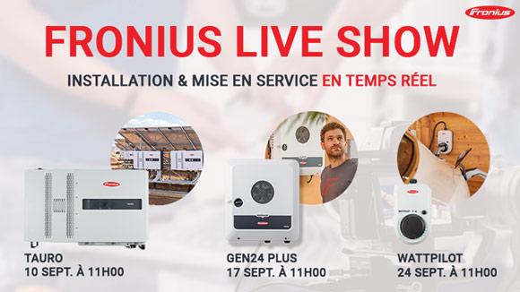 Fronius Live Show 2021