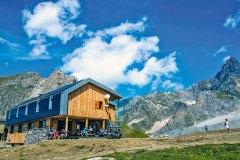 Électrification du refuge de la Vanoise