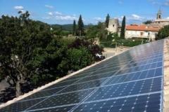 Installation de 36Kw dans le Gard
