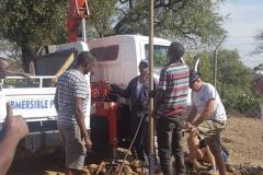 Pompage solaire au Kenya